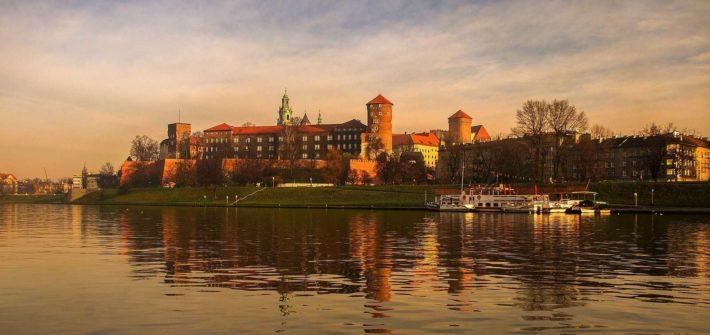 Wawel podczas wycieczki Kraków zwiedzanie Starego Miasta