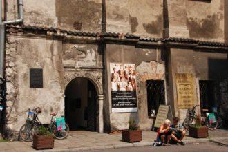 Krakow wycieczka po Kazimierzu