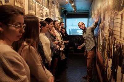 Guided tour in Krakow during Oskar Schindler's enamel factory tour
